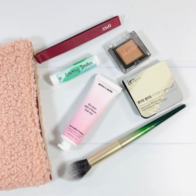 Ipsy Glam Bag December 2020 Review