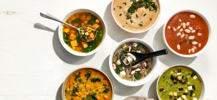 Mosaic Foods Vegan Soups Available Now + Coupon!