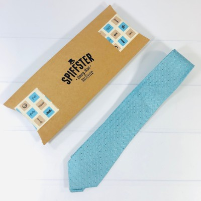 Spiffster Tie Subscription November 2020 Review & Coupon
