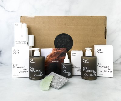 Act + Acre Review & Coupon : Scalp-Friendly Hair Care!