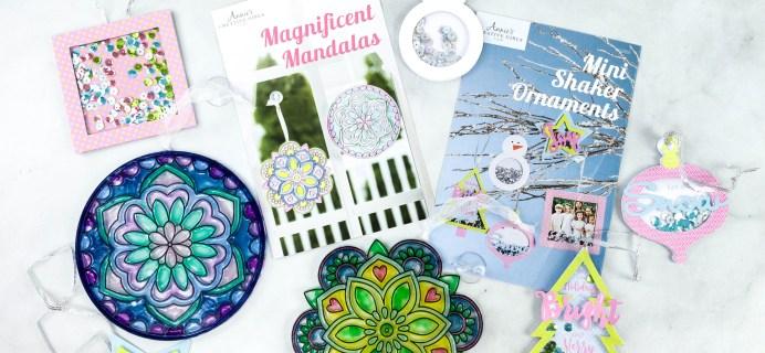 Annie's Creative Girls Club Mandalas & Ornaments Review + 80% Off Coupon