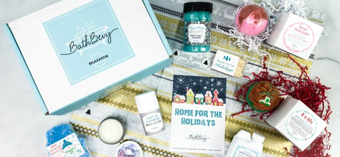 Bath Bevy December 2020 Review + Coupon