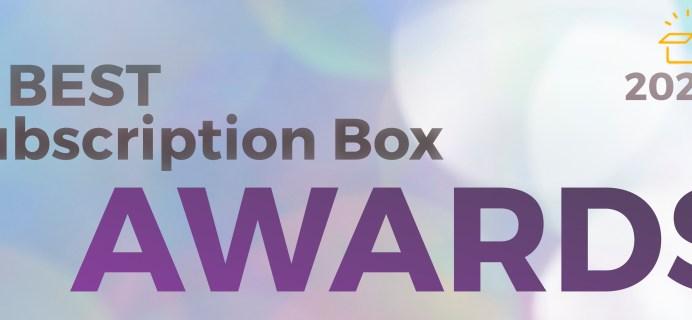 Best Subscription Box Awards Celebration GIVEAWAY!