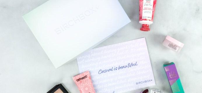 Birchbox Review + Coupon – December 2020 Clean Beauty Box