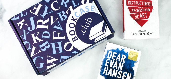 BookCase Club YA Book Box Review & Coupon – December 2020