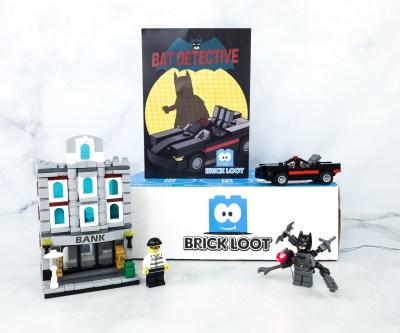 Brick Loot Review & Coupon – December 2020