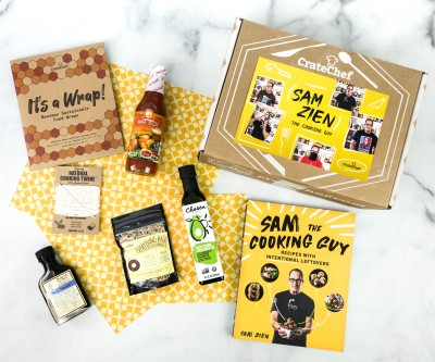Crate Chef Review + Coupon – Chef Sam Zien