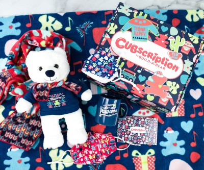 Cubscription Box Winter 2020 Subscription Box Review