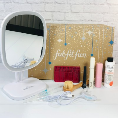 FabFitFun Winter 2020 Box Review + Coupon