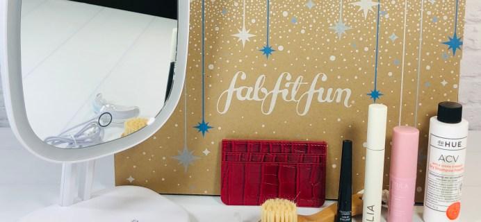 FabFitFun Winter 2020 Box Review + Coupon