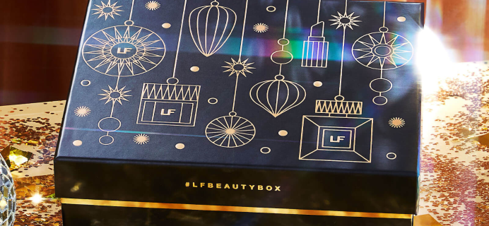 Look Fantastic Beauty Box December 2020 Full Spoilers!