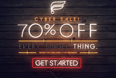 Fabletics Cyber 70% OFF Deal EXTENDED: New VIPs Get 70% Off First Purchase!