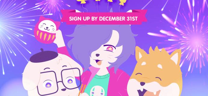 YumeTwins January 2021 Spoilers & Coupon!
