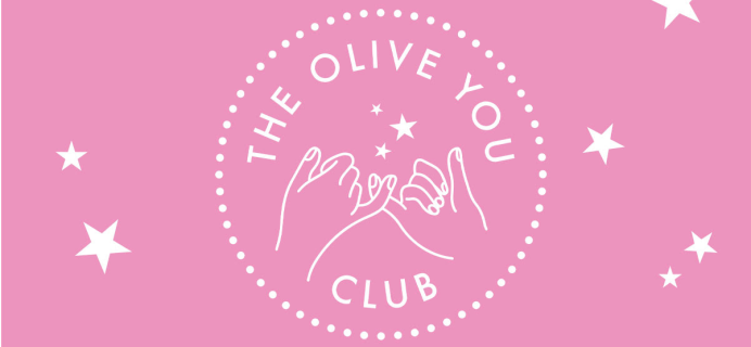 Olive & June The Olive You Club Annual Membership Available Now!