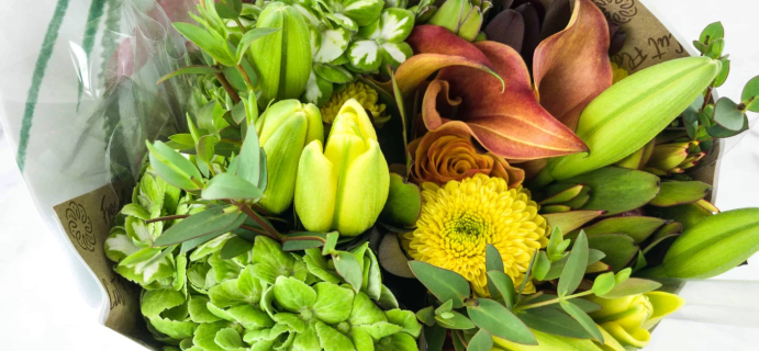 Enjoy Flowers Holiday Coupon: Get 40% Off First Month!