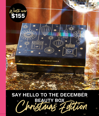 Look Fantastic Beauty Box Holiday Coupon: First Box For Just $10!