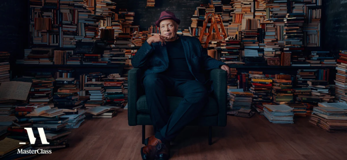 MasterClass Walter Mosley Available Now!