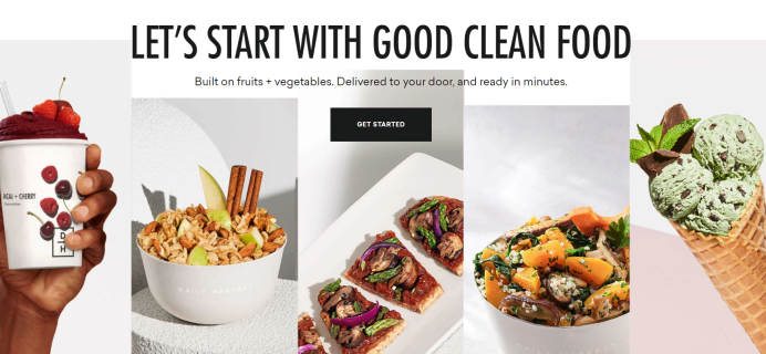Daily Harvest Coupon: Get $25 Off Your First Order of Healthy & Delicious Food!