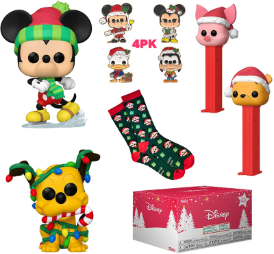 New Funko Disney Holiday Collectors Box Available for Pre-Order + Spoilers!