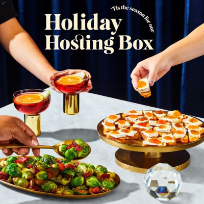 Hello Fresh Holiday Hosting Box Available Now!