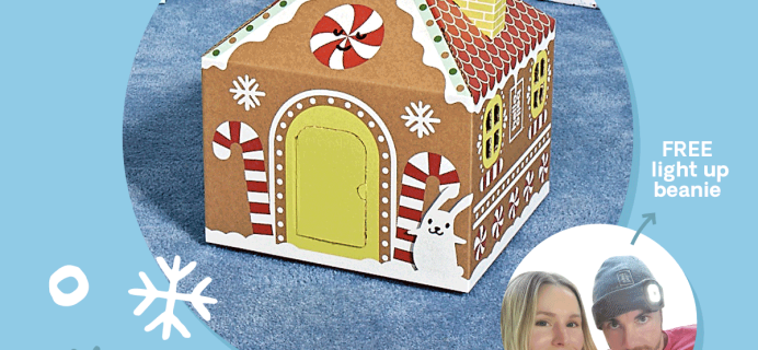 Hello Bello Limited Edition Gingerbread House Bundle Box + Coupon!
