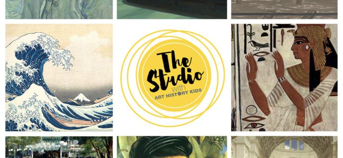 Art History Kids Memberships Open Again!