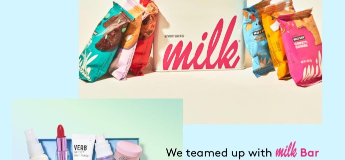 Birchbox Coupon: FREE Milk Bar Cookies Holiday Set With Subscription!