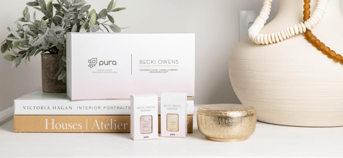 Pura Becki Owens Fragrance Available Now + Coupon!