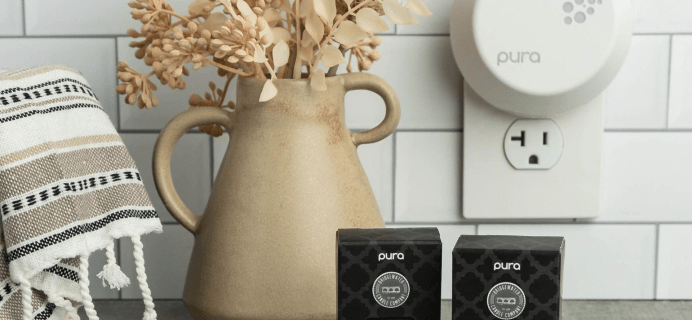 Pura Bridgewater Candle Company Fragrance Available Now + Coupon!