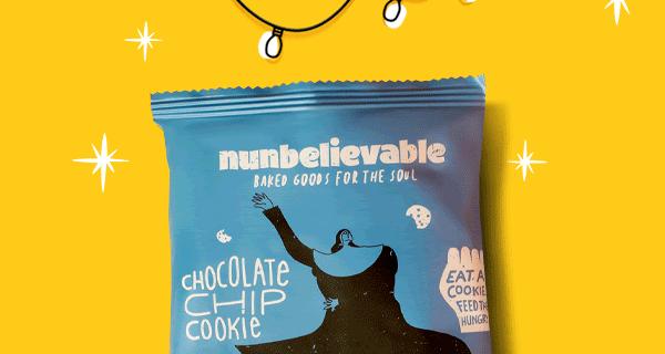 Nunbelievable Cookies Holiday Sale: Buy One, Get 50% Off!