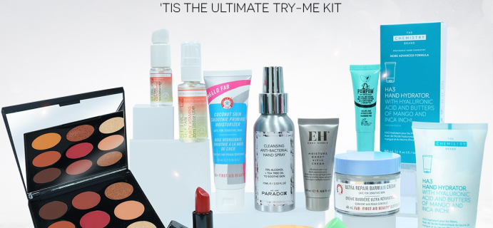 Cloud 10 Beauty The Haul-A-Days Gift Set Available Now!