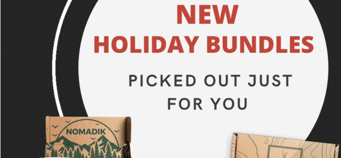 Nomadik Black Friday Deal Is Back: Save 20% on all subscriptions + Holiday Gift Bundles!