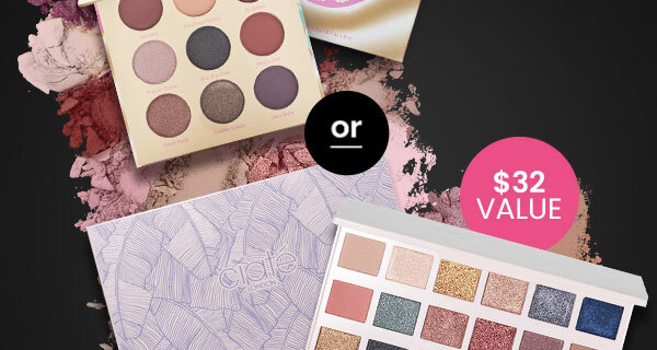 BOXYCHARM Coupon: FREE Palette + $10 Popup Credit with December 2020 Box!