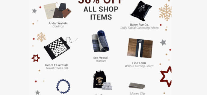 Gentleman's Box Deal: Get a Premium Mystery Box Worth $300 For Only $75!