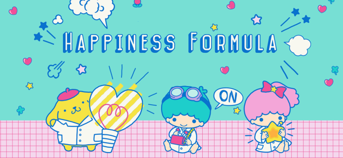 Hello Kitty and Friends February 2021 Theme Spoilers + Coupon!