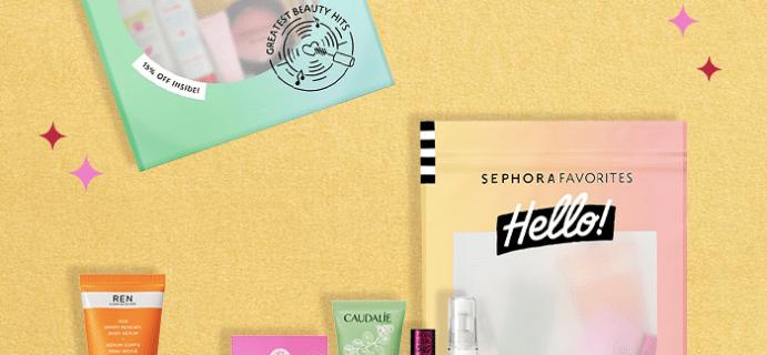 Sephora Favorites Hello! Kits Sale – Just $8!