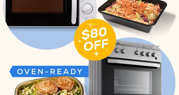 Home Chef Coupon: Get $80 Off First FOUR Boxes!