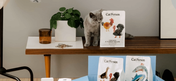 Cat Person Deal: Get The Starter Box For Just $25!