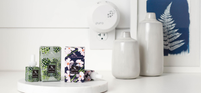 Pura Soap & Paper Factory Fragrance Available Now + Coupon!