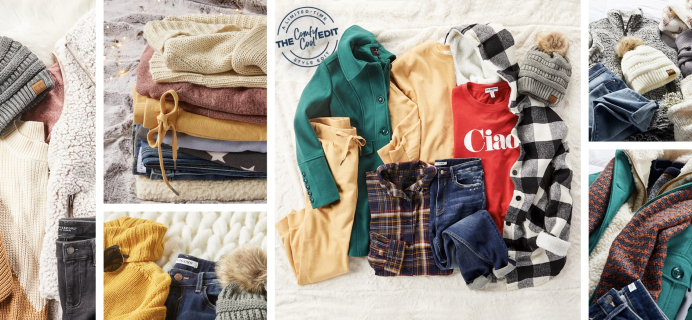 Wantable Limited Edition Comfy Cool Edit Available Now + Coupon!