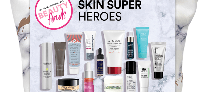 ULTA Skin Super Heroes Sampler Kit Available Now!