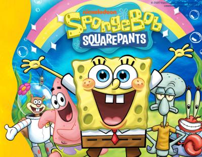 SpongeBob SquarePants T-Shirt Club Available Now!