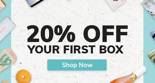 Cratejoy Sale: Say Bye to 2021 and Save 20% on First Box of Treat Yourself Subscriptions!
