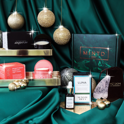 MINTD Box Year End Sale: Get Up to £30 off Subscriptions + FREE Gift!