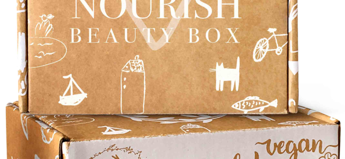 Nourish Beauty Box March 2021 Available Now – Full Spoilers + Coupon!