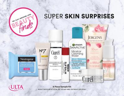 ULTA Super Skin Surprises Kit Available Now!