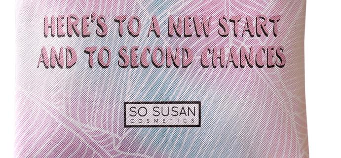 So Susan Color Curate January 2021 Full Spoilers!