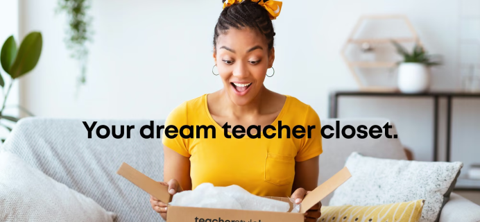 Teacher Style Box – Review? Clothing Rental Subscription!