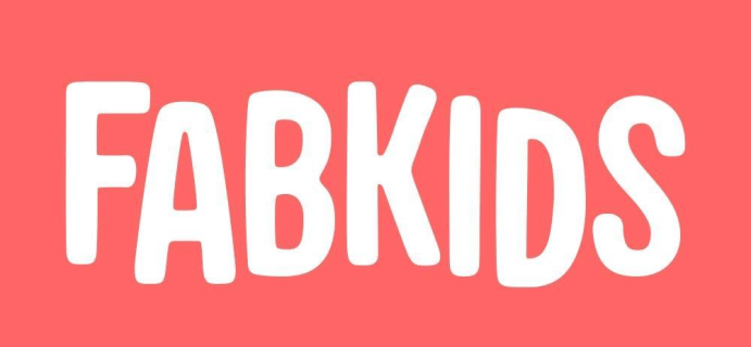 FabKids April 2021 Collection Reveal + Coupon!