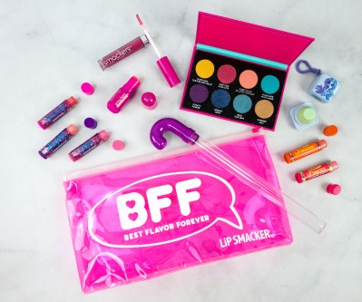 Lipsmacker BFF Lip Balm Subscription Review – Winter 2020